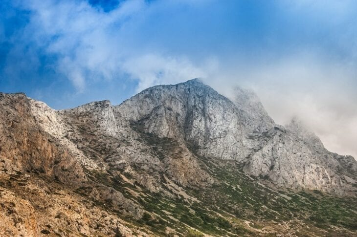 Crete Mountains