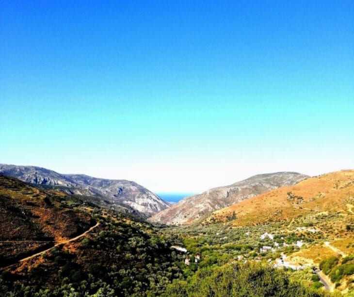 Theriso Gorge Chania