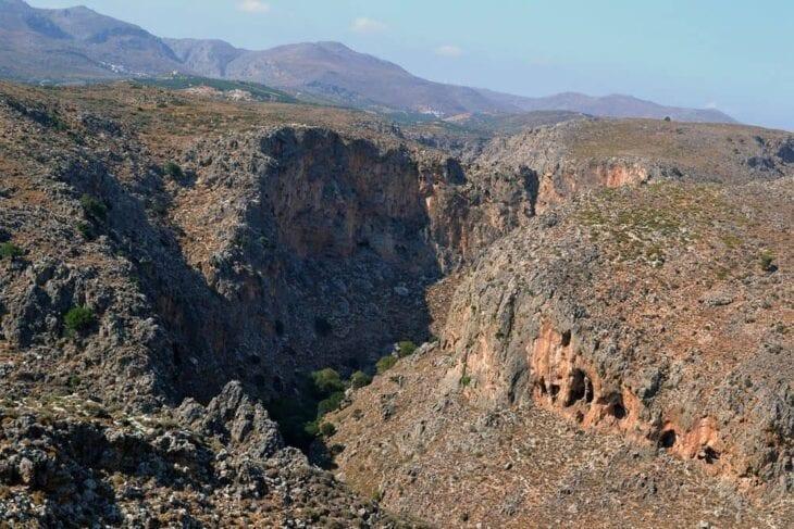 Zakros Gorge