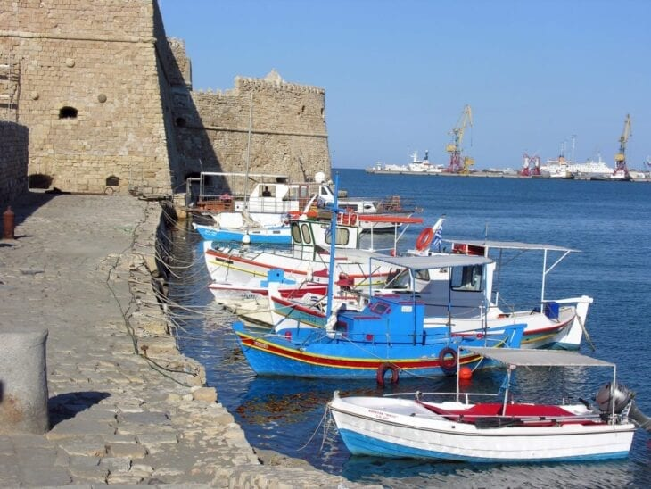 Heraklion Boat