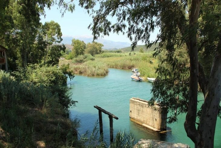 Georgioupolis Lake