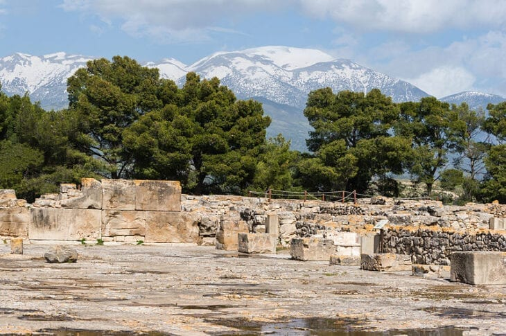Phaistos Palace