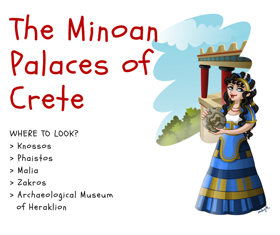 The Minoan Palaces of Crete
