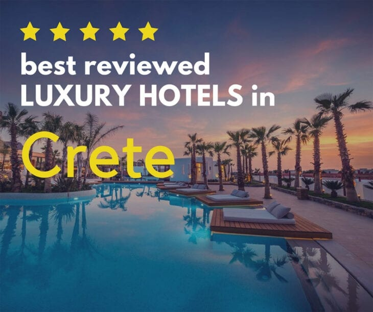 best luxury hotels in Crete