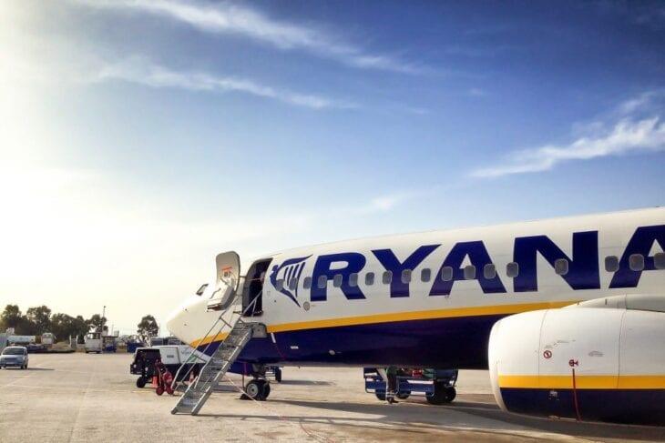 Из аэропорта Ханьи с Ryanair