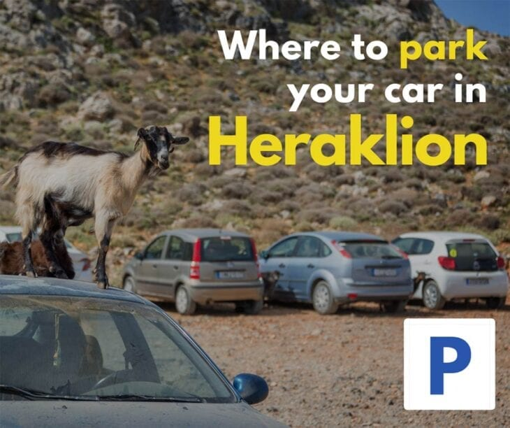 parking in heraklion