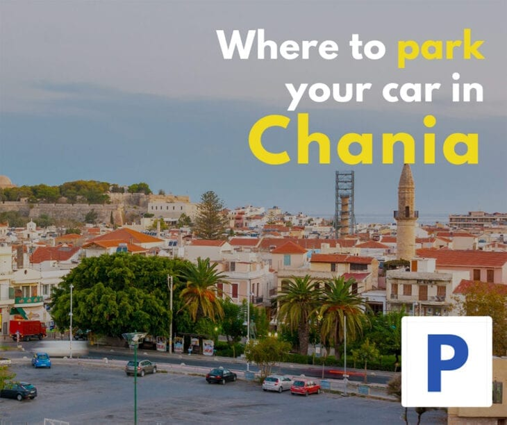 Parking in Chania