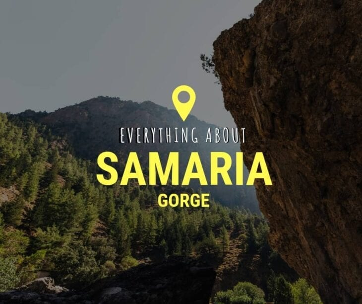 All About Samaria Gorge