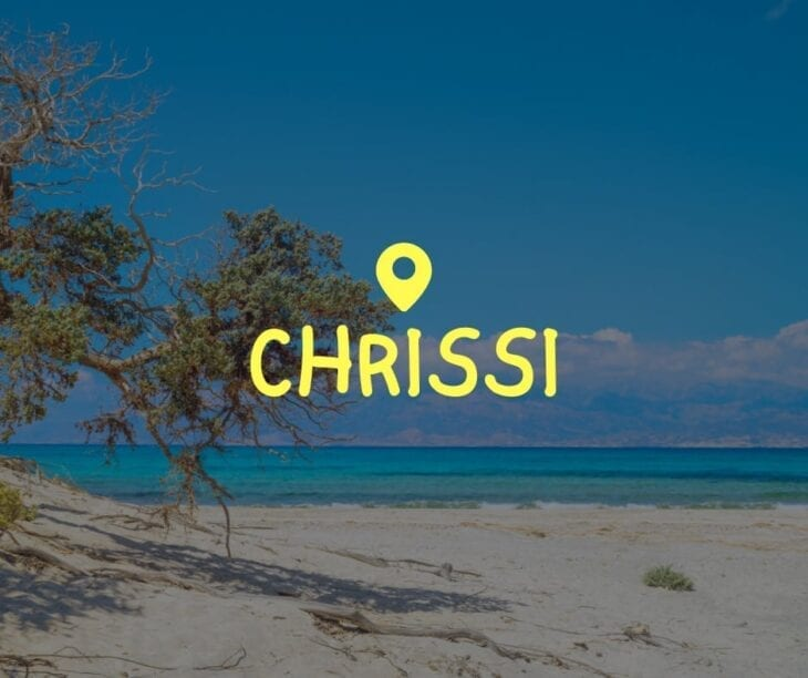 Everything to know about Chrissi Island in Crete