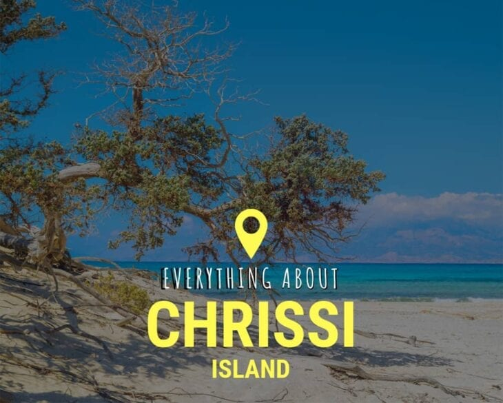 Everything you need to know about Chrissi Island in Crete