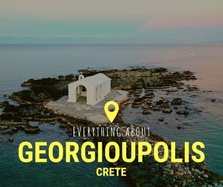 Georgioupolis Guide - All Information about Georgioupolis