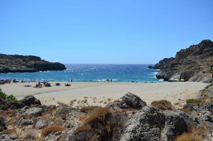 Schinaria Beach
