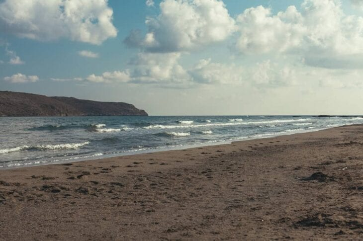 Agia Marina Kreta strand