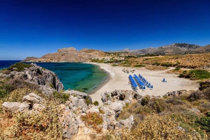 Spiaggia di Amoudi