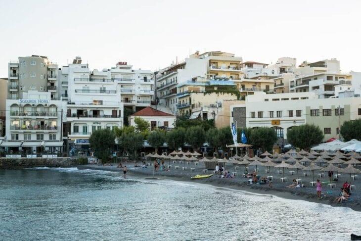 Spiaggia di Kitroplateia