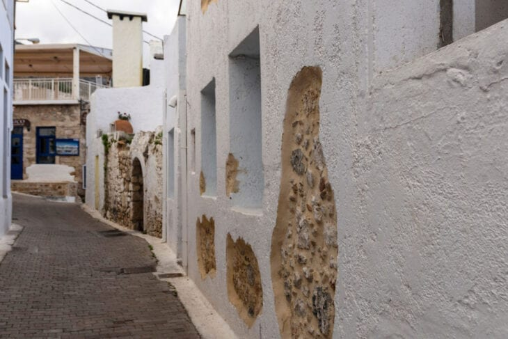 Koutouloufari Narrow Streets