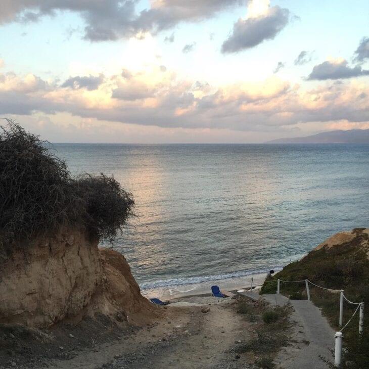 plage de limanakia