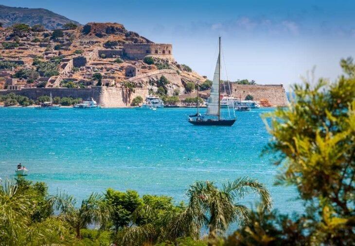 Spinalonga bei Agios Nikolaos