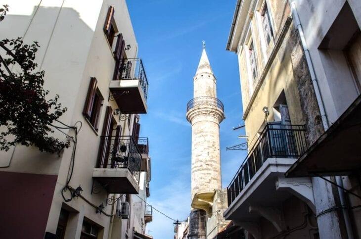 Minaret Chania
