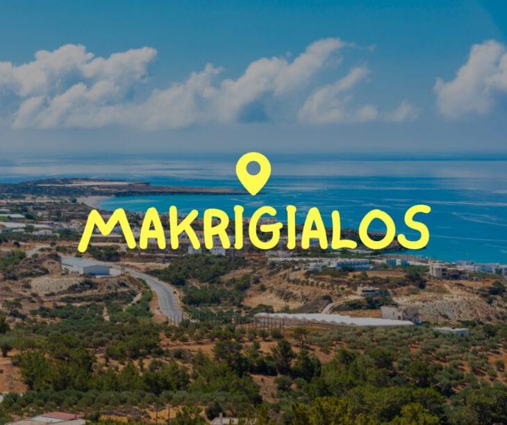 Makrigialos Crete