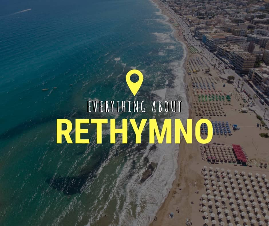 Everything about Rethymno