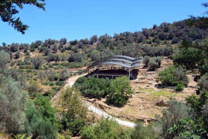 Eleftherna Archaeological Site
