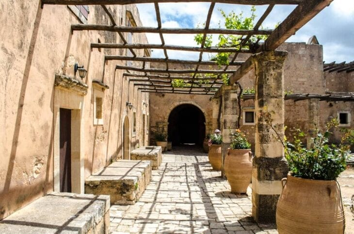 Arkadi Monastery - Crete