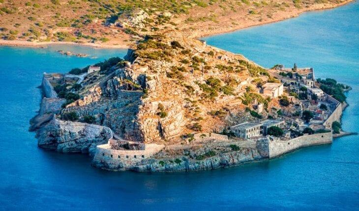 Wyspa Spinalonga