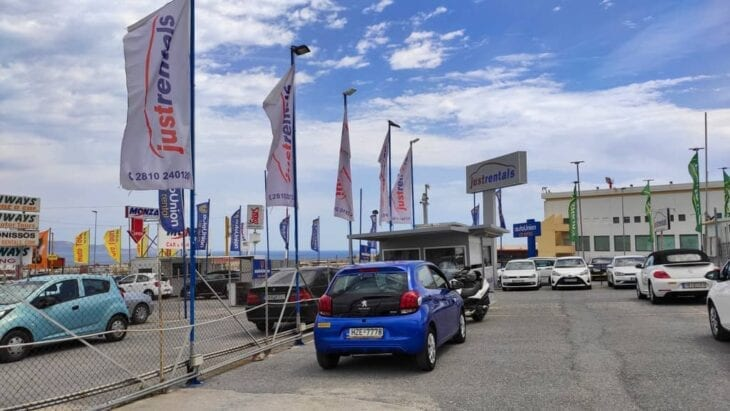 Rental Center Crete - Autovermietung