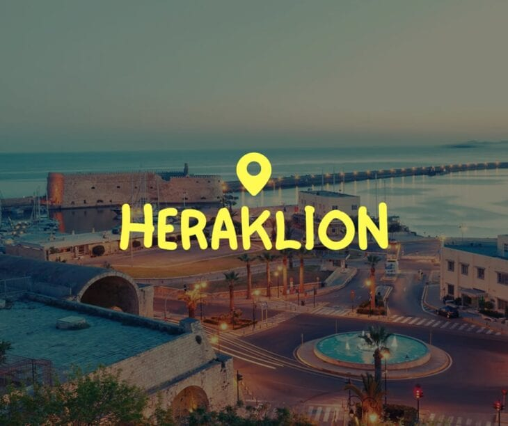 everything about Heraklion
