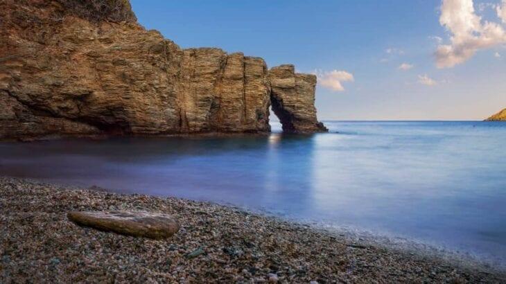Plaża Psaromoura - Agia Pelagia
