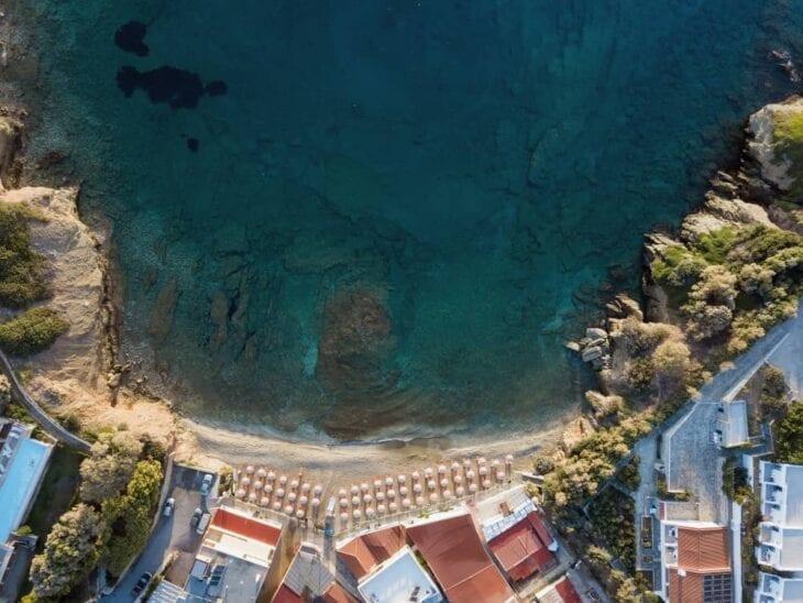 Plaża Mononaftis