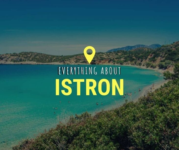 Everything about Istron, Crete