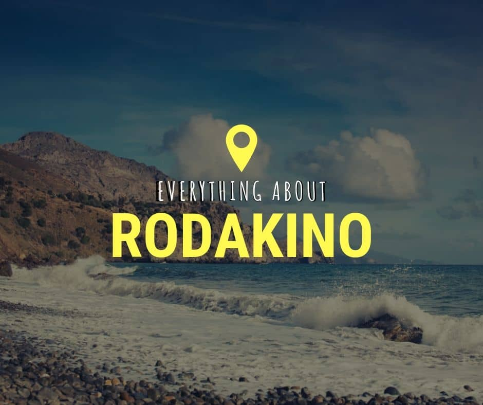 Rodakino, Crete
