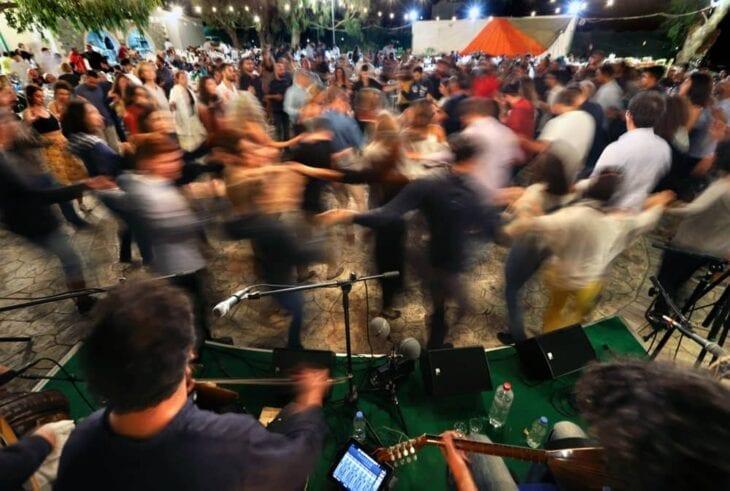 Cretan Fiesta and Dances