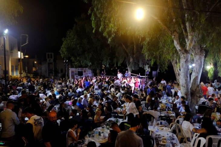 Cretan festivities - Panigiri