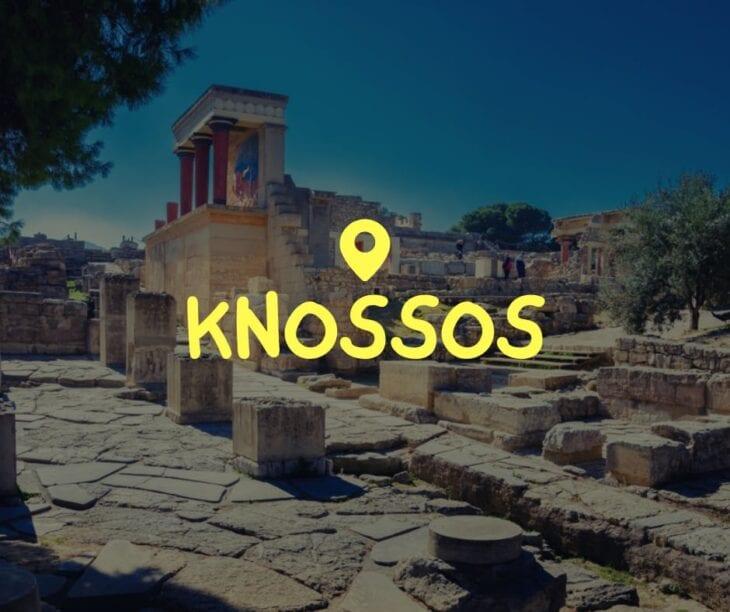 Alles über den Palast von Knossos - Kreta