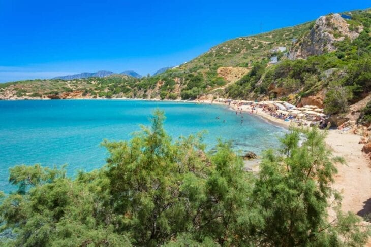 voulisma tropical beach