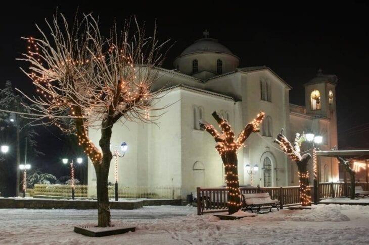 Chiesa alla Vigilia dell'Epifania