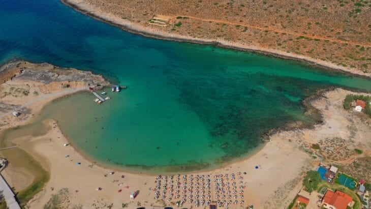 Strand von Stavros