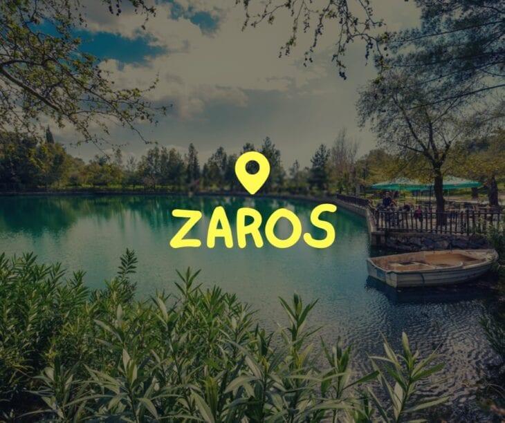 Zaros & Zaros-See