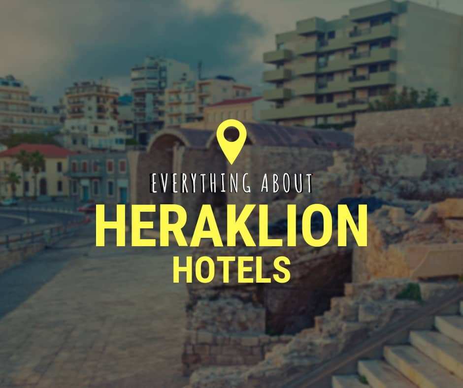 Stay in Heraklion Hotel