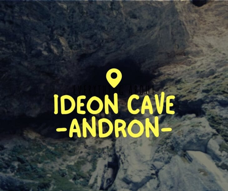 Ideon Cave or Ideon Andron