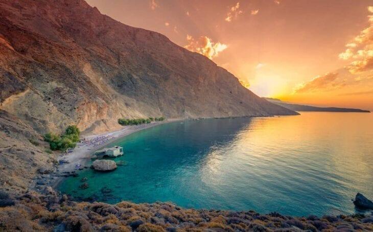 Plaża Glika Nera