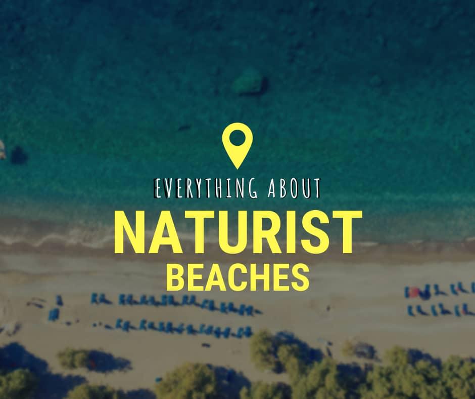 Nudist beaches in Crete
