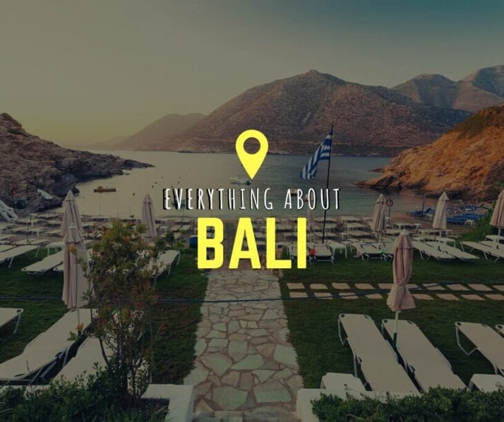 Bali, Crete - Everything you need to know!