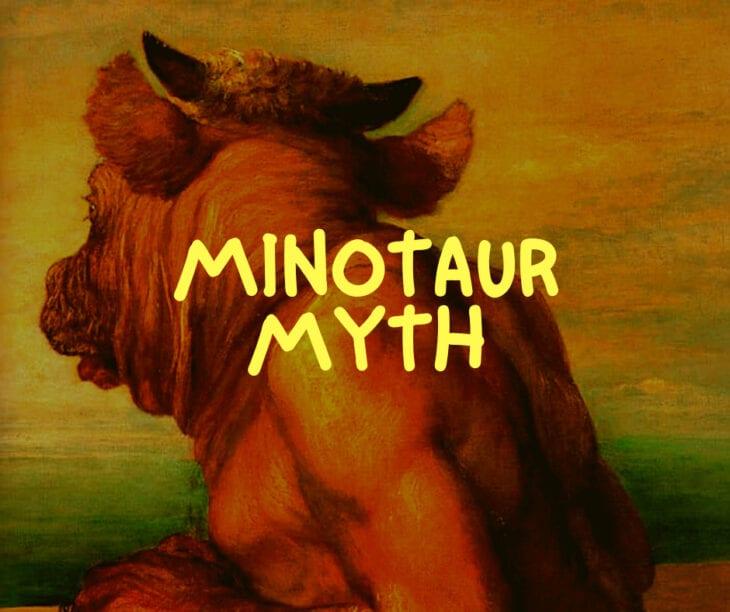Everything about the Minotaur Myth