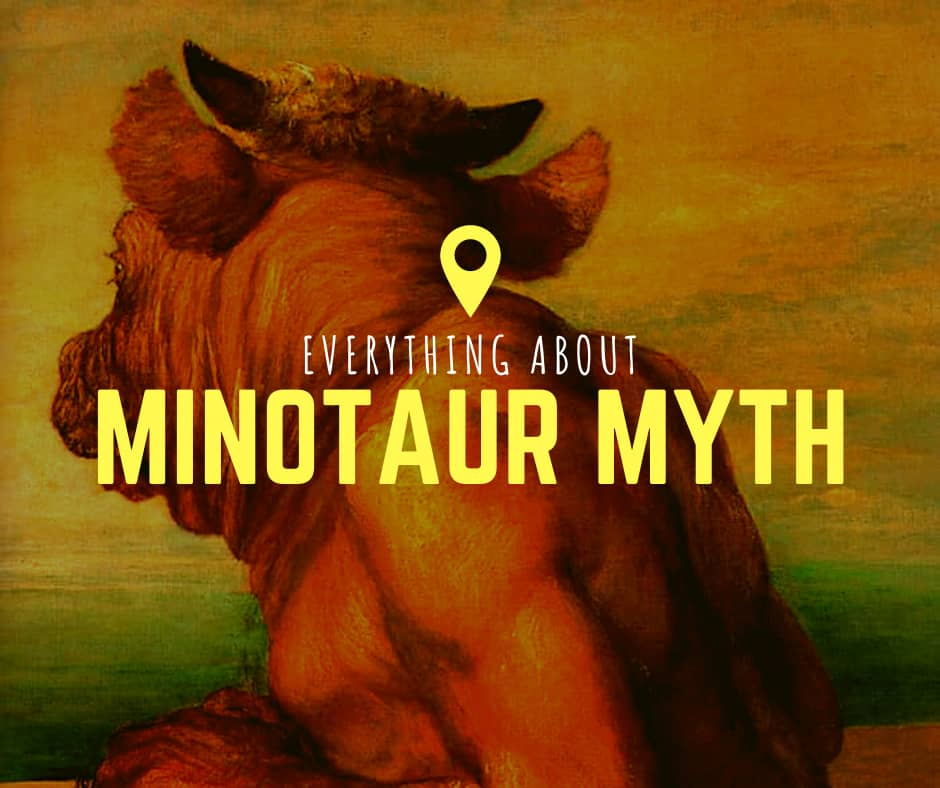 Everything about the Minotaur Myth