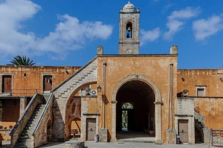Monastère d'Agia Triada Monastery