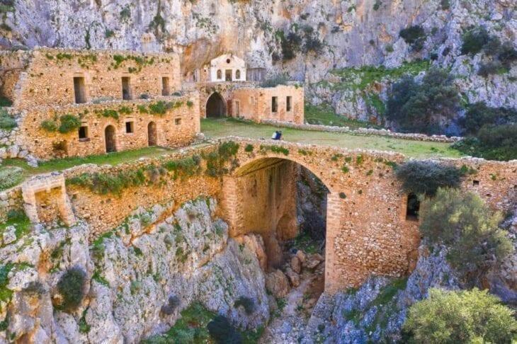 Monastère de Gouverneto à La Canée